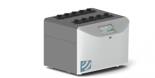 Capot instrumentation de laboratoire