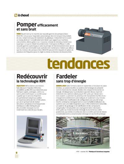 Plastiques & Caoutchoucs magazine