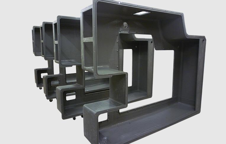 Capotage machine façonnage carton
