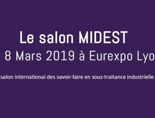 INR SA participera au Midest à Lyon !